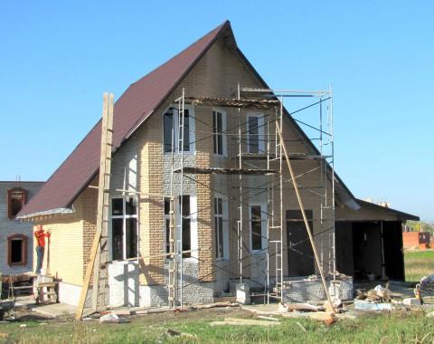 как построить дом своими руками 2