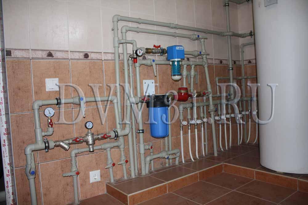 системы отопления частного дома в белгороде