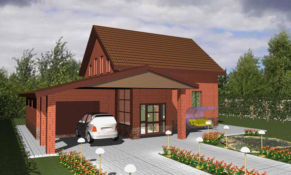 Проектирование частных домов в Белгородской области3