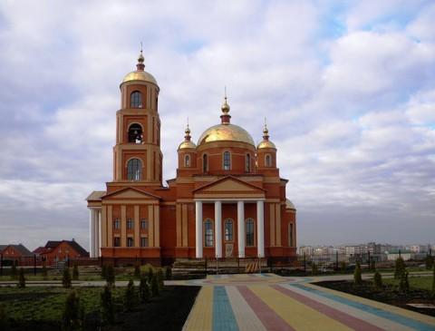город Строитель