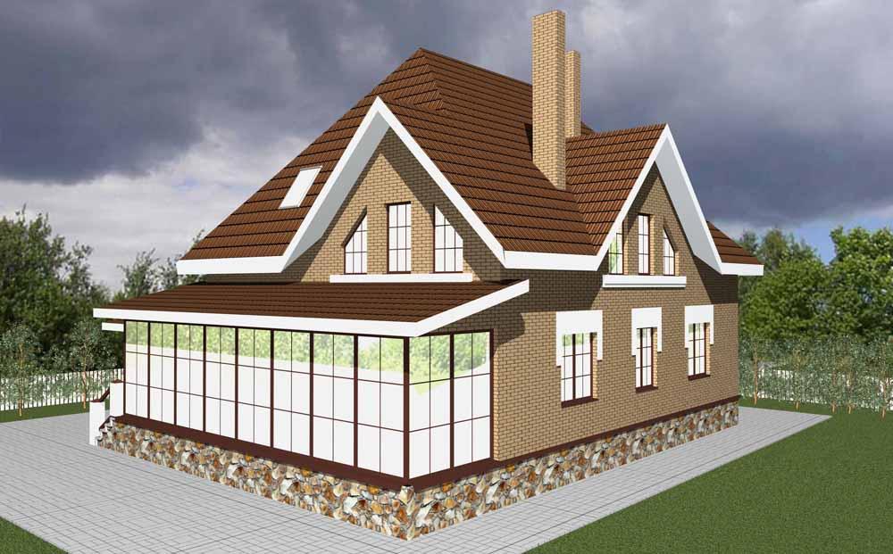 Проектирование частных домов в Белгородской области1