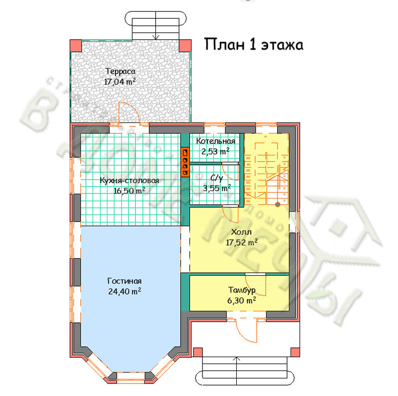 М140-4 plan 1